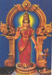 சங்கரநயினார் கோவில் Gomathi
